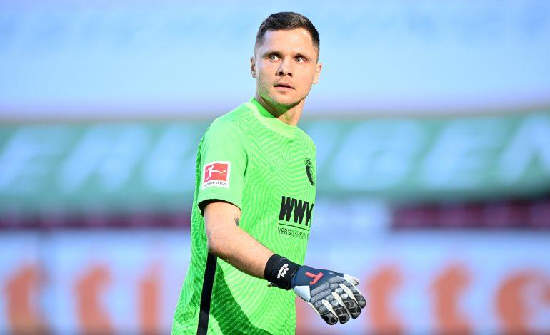 Rafal Gikiewicz FC Augsburg Bundesliga Union Berlin Tattoo Cunha Tolisso