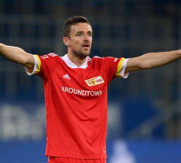 Christian Gentner Bundesliga Union Berlin VfB Stuttgart