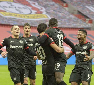 Moussa Diaby Bayer 04 Leverkusen Bundesliga Real Madrid