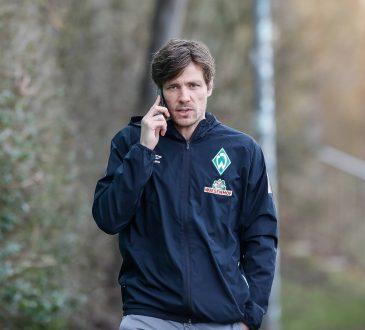 Werder Bremen Stefanos Kapino Clemens Fritz Bundesliga SV Sandhausen