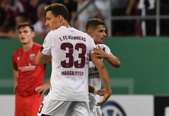 1. FC Nürnberg 2. Bundesliga Nikola Dovedan Georg Margreitter Lukas Mühl Hanno Behrens Dieter Hecking Olaf Rebbe