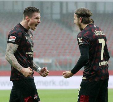 1. FC Nürnberg Manuel Schäffler Felix Lohkemper Robert Klauß 2. Bundesliga Osnabrück Dennis Borkowski
