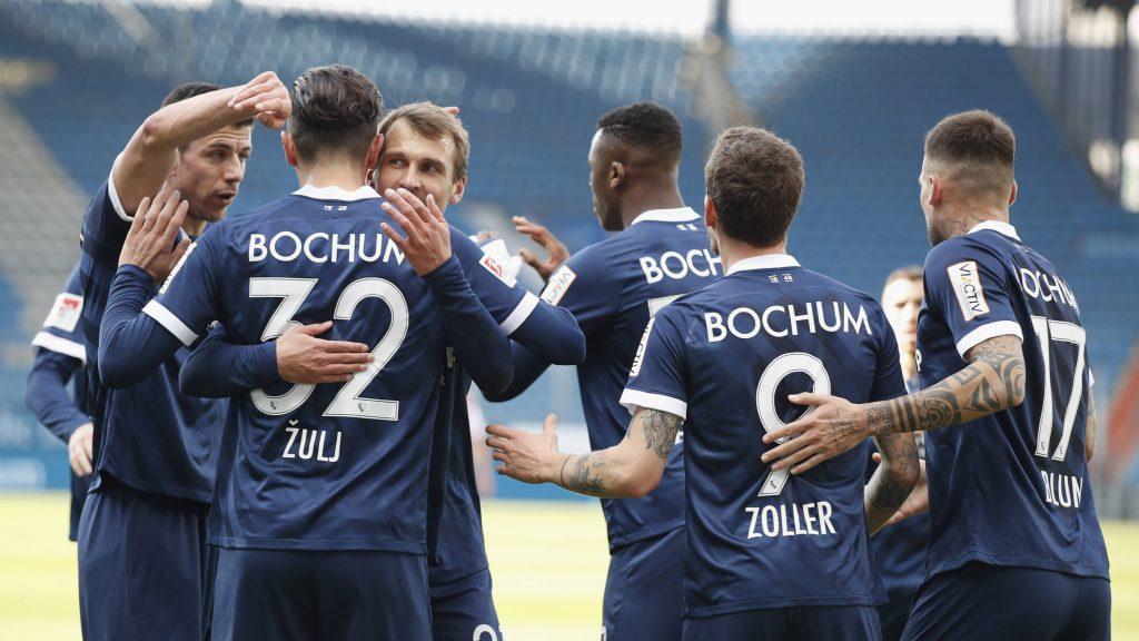Robert Zulj VfL Bochum Thomas Reis 1. Bundesliga Simon Zoller Aufstieg