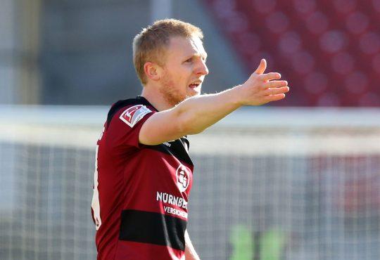 Mats Möller Daehli 1. FC Nürnberg Bundesliga
