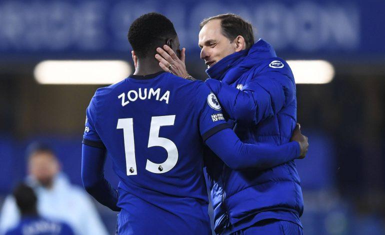 Thomas Tuchel FC Chelsea Kurt Zouma Premier League Niklas Süle
