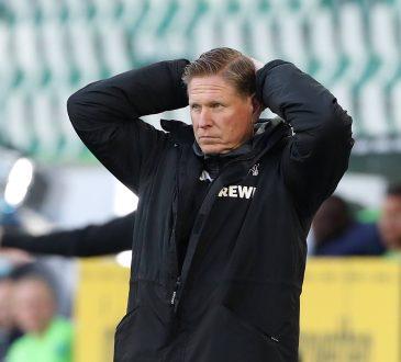 Markus Gisdol 1. FC Köln