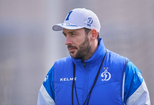 Sandro Schwarz Bundesliga 1. FSV Mainz 05 Dynamo Moskau Roman Neustädter Dinamo Andrej Voronin Frankfurt Domenico Tedeso Eintracht