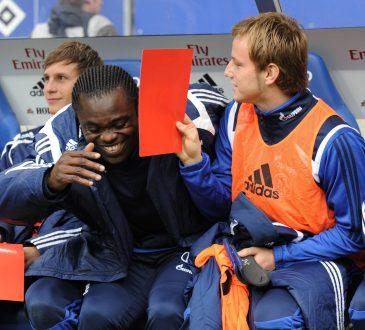 Ivan Rakitic FC Schalke 04 Gerald Asamoah Bundesliga Abstieg