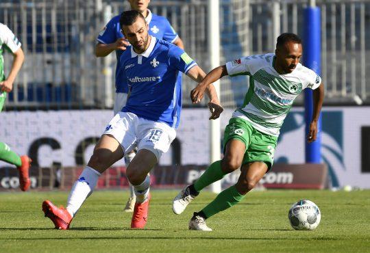 2. Bundesliga Aufstellungen Serdar Dursun Julian Green Sv Darmstadt 98 SpVgg Greuther Fürth