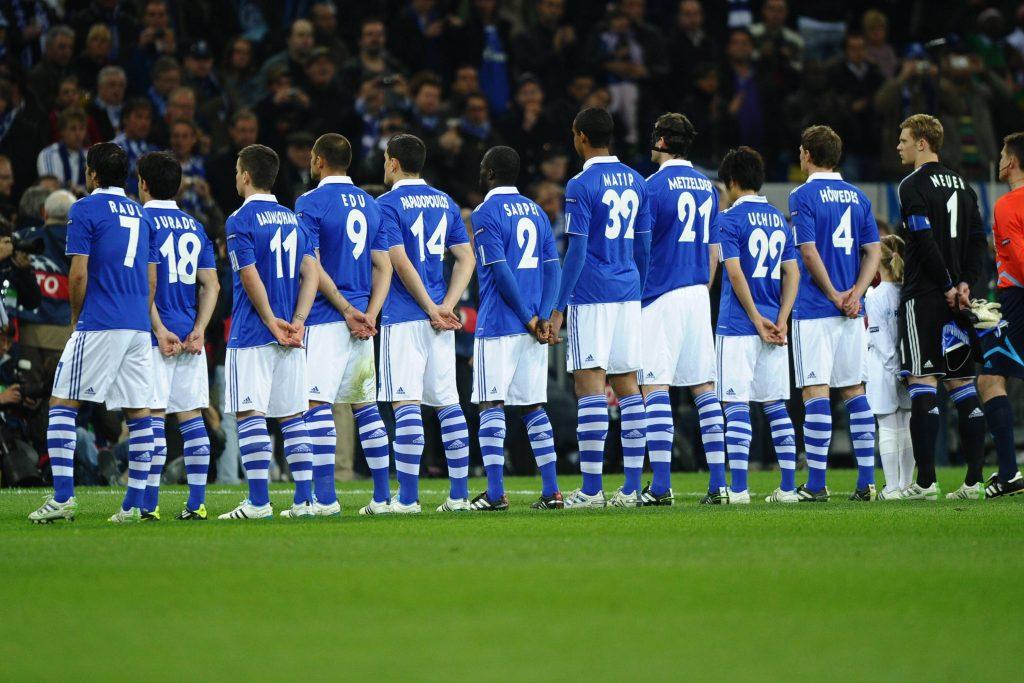 FC Schalke 04 Hans Sarpei Inter Mailand Champions League Ralf Rangnick Edú Aufsichtsrat