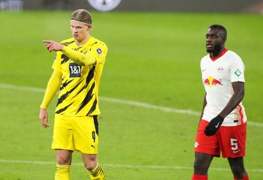 Bundesliga Aufstellungen Voraussichtliche Erling Haaland BVB Borussia Dortmund Dayot Upamecano RB Leipzig FC Bayern München Borussia Mönchengladbach