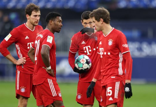 Bundesliga FC Bayern München David Alaba Thomas Müller Robert LewandowskiHannes Wolf Bayer 04 Leverkusen Andrej Kramaric RB Leipzig Klostermann Zahlen