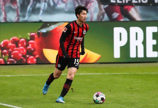 Daichi Kamada Eintracht Frankfurt Adi Hütter Fredi Bobic Bundesliga