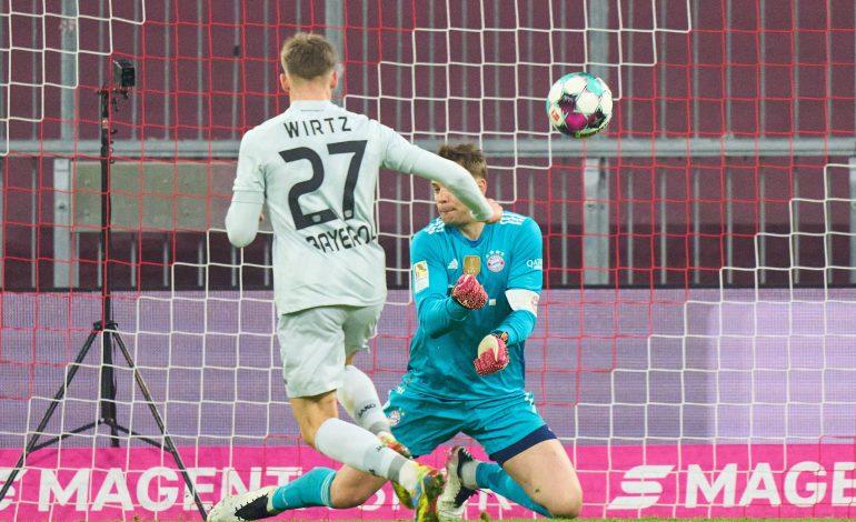 Florian Wirtz Bayer Leverkusen