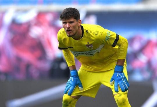Gregor Kobel VfB Stuttgart Sven Mislintat BVB Borussia Dortmund Florian Müller Freiburg Mainz Loris Karius FC Liverpool Union Berlin