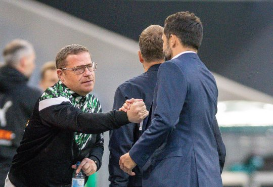 Max Eberl FC Bayern München Hansi Flick Bundesliga BVB Borussia Dortmund Borussia Mönchengladbach Sprüche 32. Spieltag