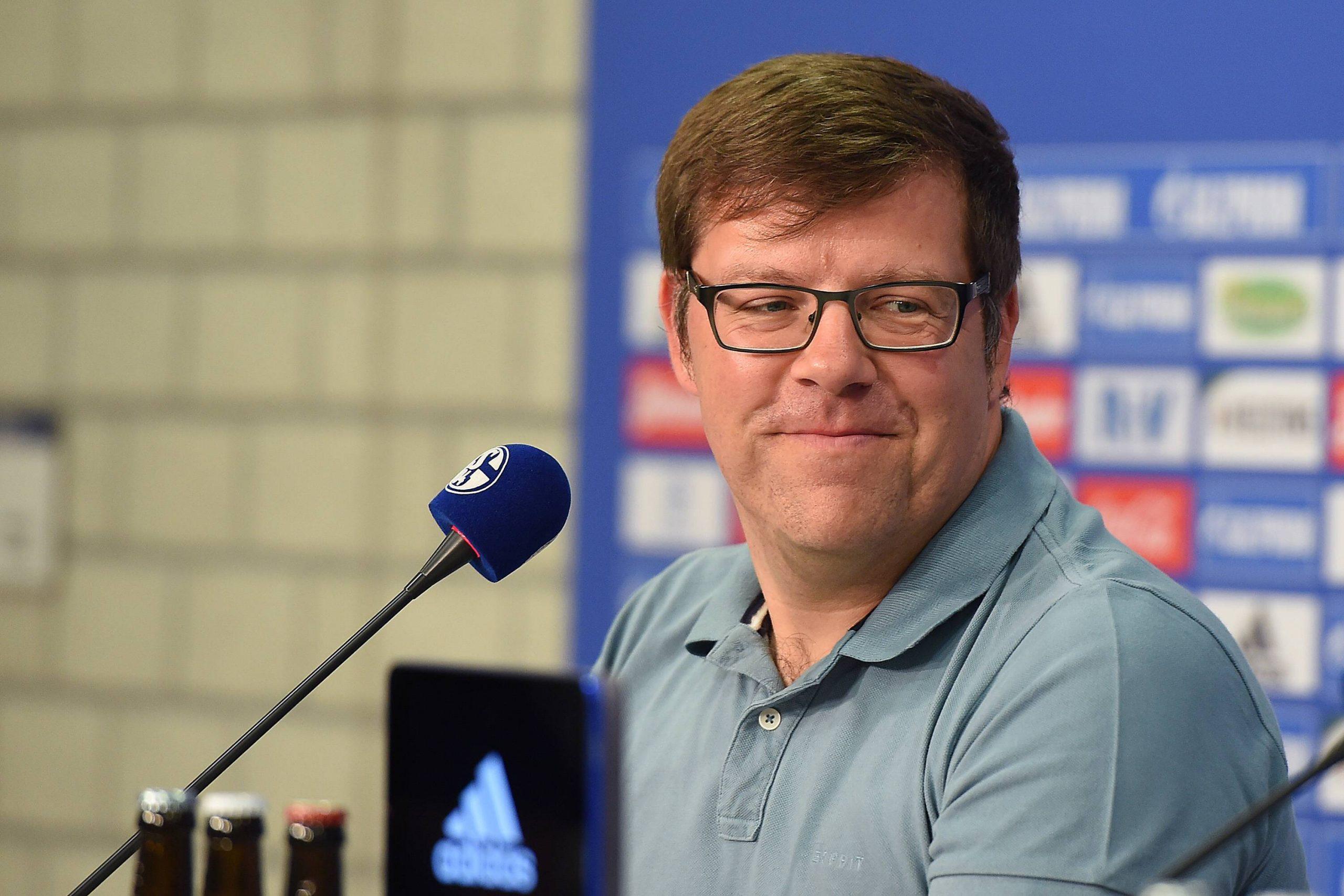 Zurück im Verein: Ex-Pressesprecher Thomas Spiegel