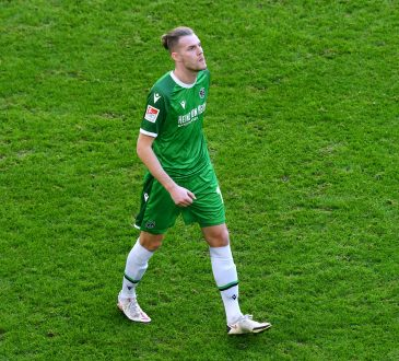 Marvin Ducksch Hannover 96 Werder Bremen Bundesliga