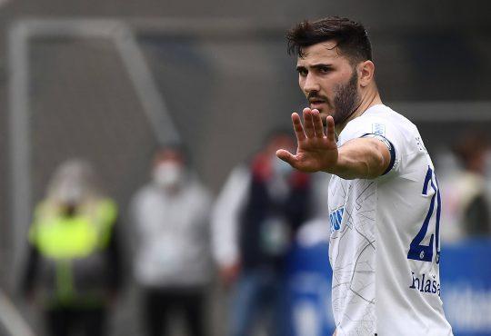 Sead Kolasinac FC Schalke 04 Bundesliga SSC Neapel Napoli Luciano Spalletti FC Arsenal