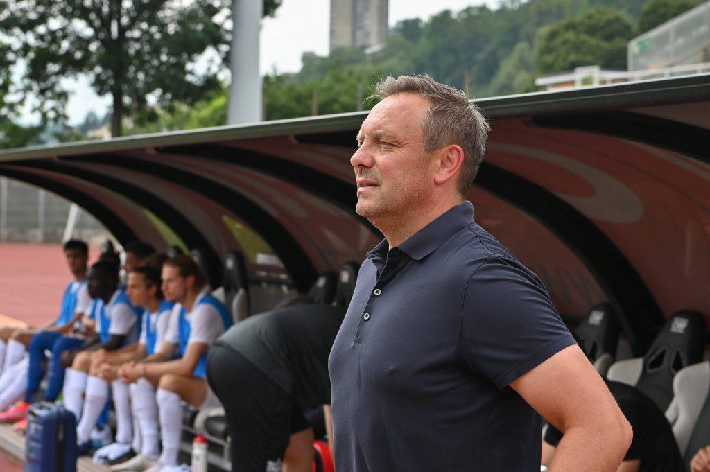 Akaki Gogia Urs Fischer André Breitenreiter Union Berlin Bundesliga FC Zürich