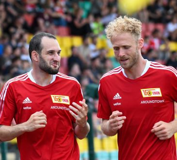 Griesbeck Fürth Heidenheim Union Berlin Bundesliga