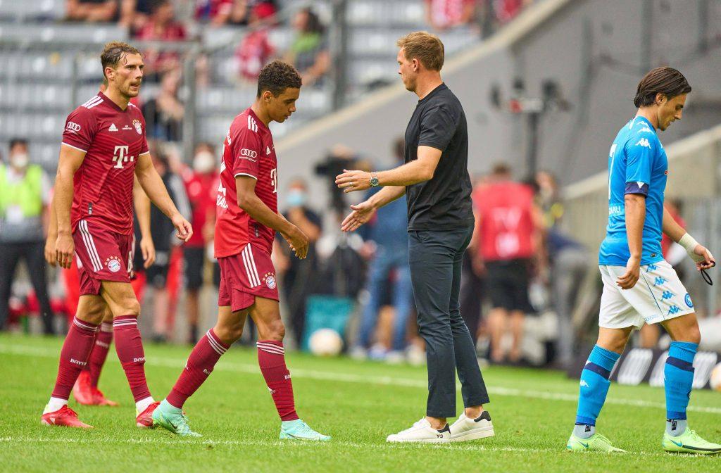 Jamal Musiala FC Bayern München Hansi Flick Julian Nagelsmann Joachim Löw DFB Champions League Bundesliga