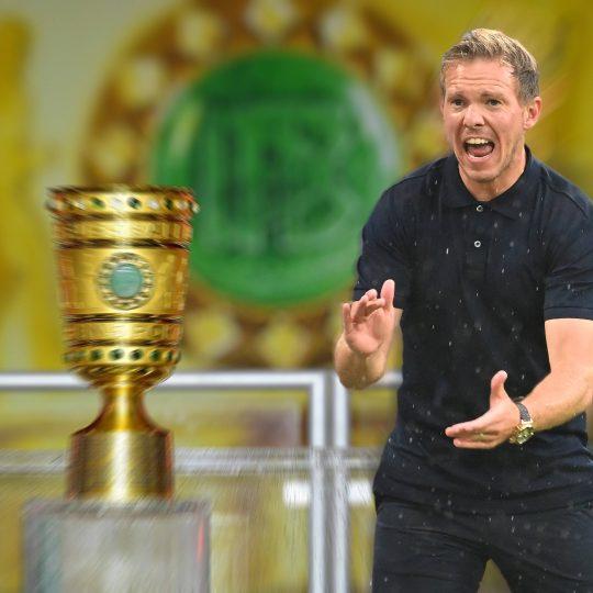 DFB-Pokal FC Bayern München Bremer SV Bundesliga Julian Nagelsmann Sebastian Kmiec Benjamin Eta
