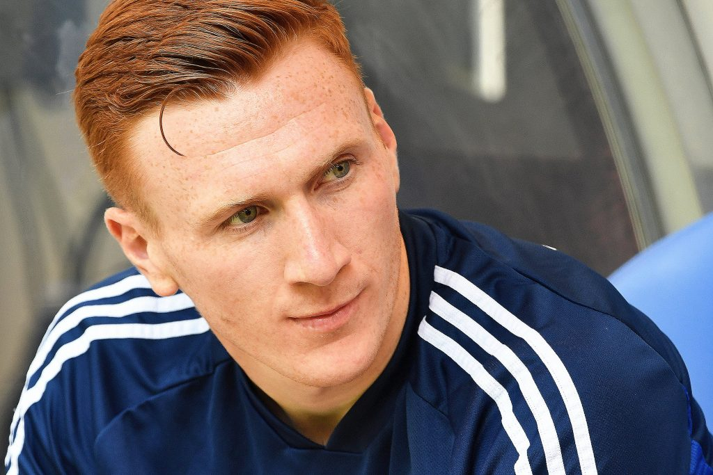 HSV Hamburger SV Bundesliga David Bates Aberdeen Premiership
