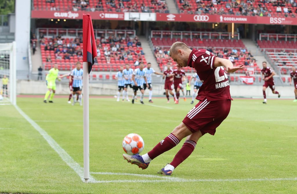 Tim Handwerker 1. FC Nürnberg Bremen Werder Bundesliga