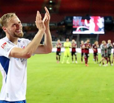 Behrens Hanno Nürnberg Hansa Rostock Bundesliga