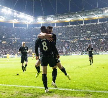 Frankfurt Europa League