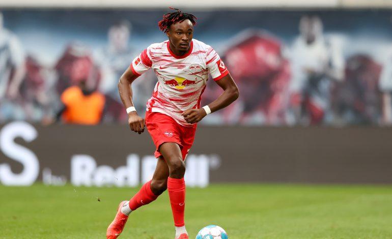 Simakan Mohamed Leipzig RB Bundesliga PSG Paris St. Germain Champions League