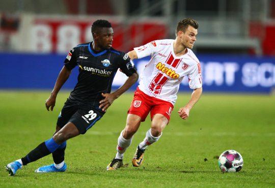 Bundesliga SC Paderborn SSV Jahn Regensburg Voraussichtliche Aufstellungen
